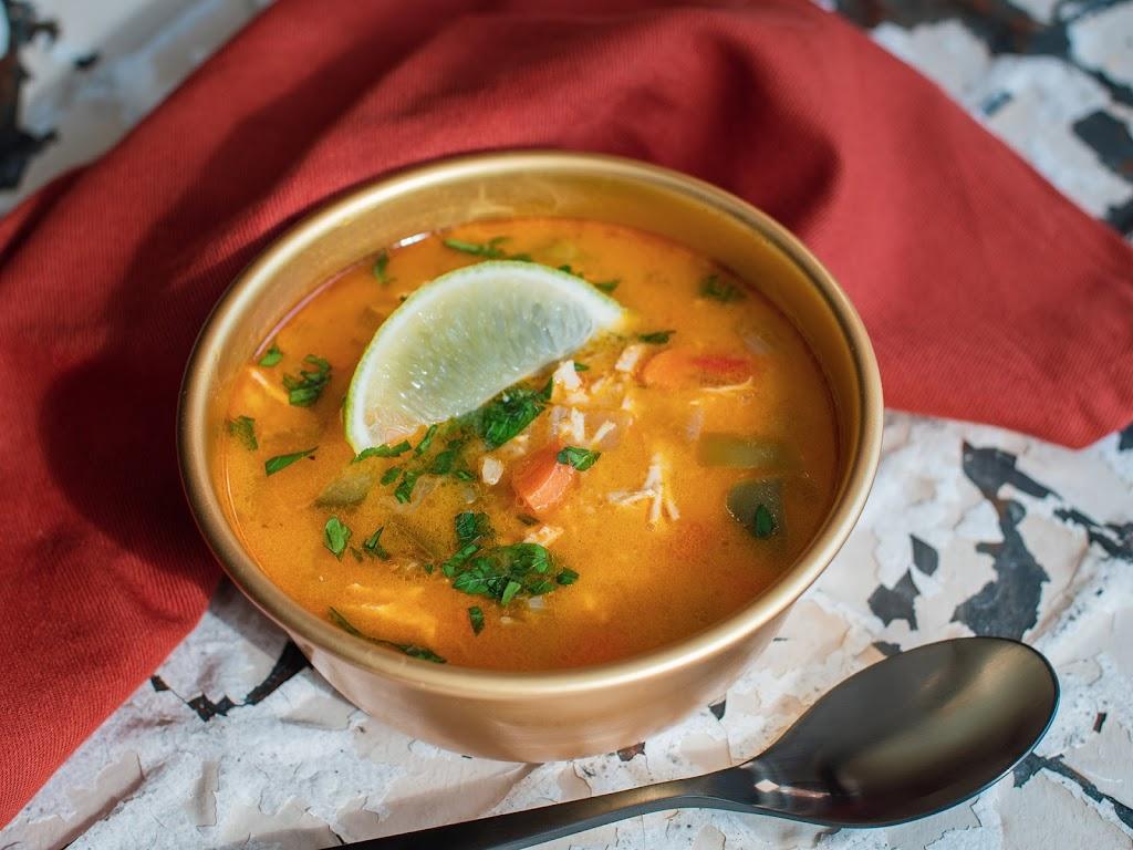Thai Chicken Curry & Rice Stew | Local Food Rocks